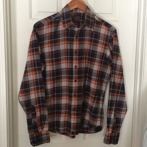 UNTUCKit Flannel Shirt